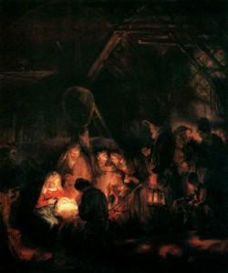 Rembrandt, 1646, huile sur toile